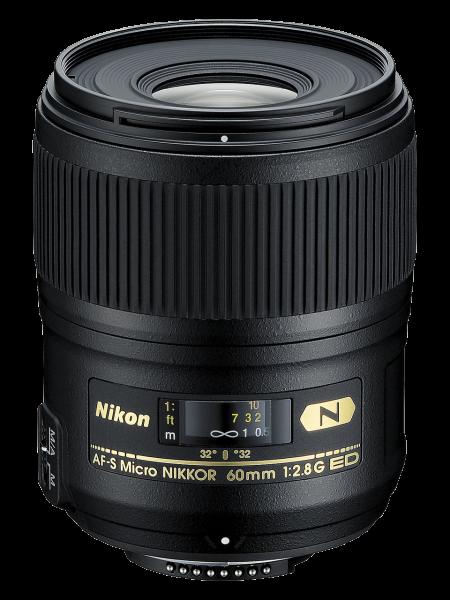 Nikon AF-S Micro Nikkor 60mm f/2.8G ED 0
