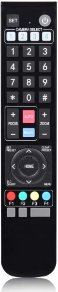 Kit lector Camera PTZ Full HD 1080 Zoom 10X USB 2.0 cu lavaliera Wireless 6