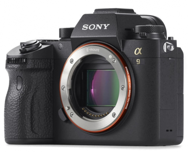 Sony Aparat Foto Mirrorless A9 Body 24MP Full Frame 4K Body 6