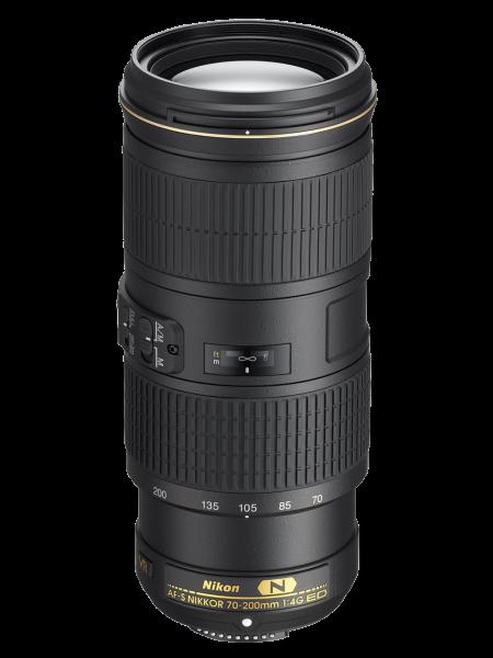 Nikon 70-200mm Obiectiv Foto DSRL f/4G ED VR