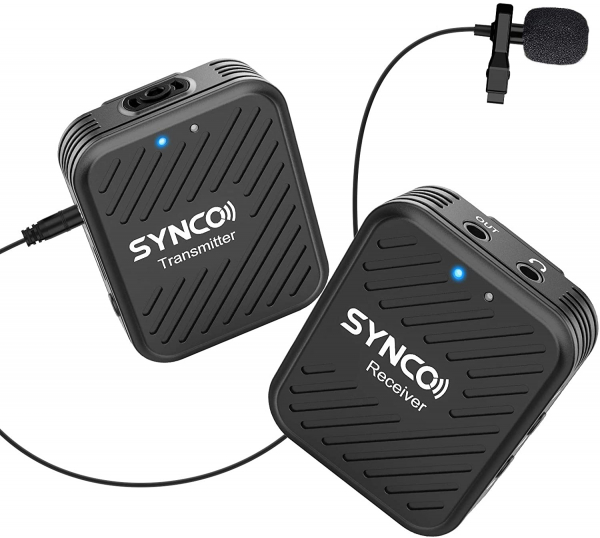 Synco G1 Lavaliera Wireless compact 0