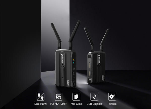 Hollyland Mars 300 HDMI sistem wireless de video transmisie 1