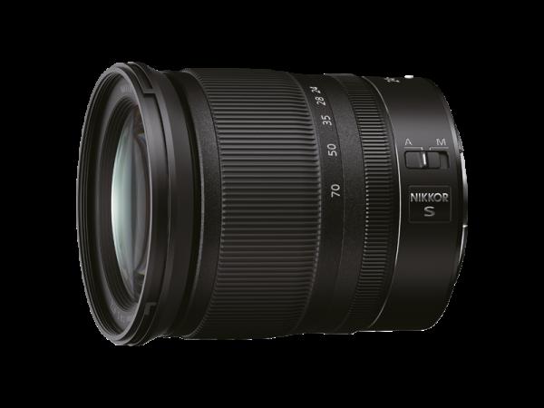 Kit Nikon Z6 Mirrorless 24.5MP + FTZ + Obiectiv Nikkor Z 24-70mm 7