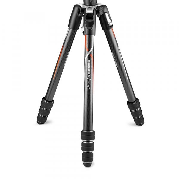 Manfrotto Befree GT Alfa Trepied foto carbon 8