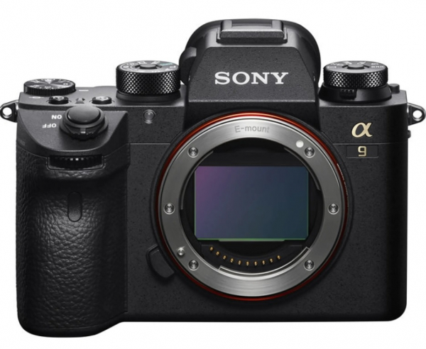 Sony Aparat Foto Mirrorless A9 Body 24MP Full Frame 4K Body 7
