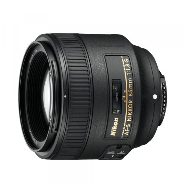 Nikon AF-S NIKKOR 85mm Obiectiv Foto DSLR f/1.8G [1]