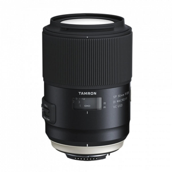 Tamron SP 90mm f/2.8 Di VC USD macro 1:1 Canon 0