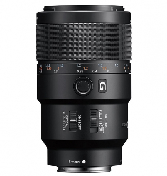 Sony Obiectiv Foto Mirrorless FE 90mm F2.8 Macro 1:1 OSS G [0]
