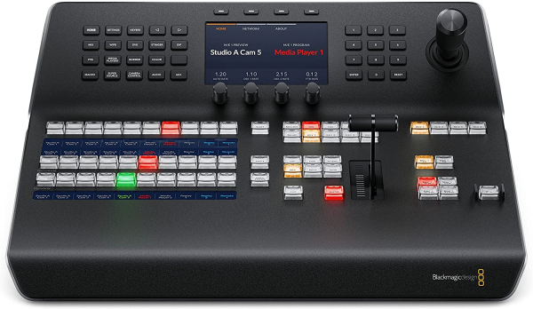 Blackmagic Design ATEM 1 M/E panou control avansat [0]