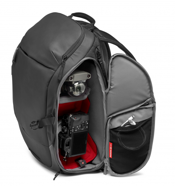Manfrotto MB MA2-BP-T Advanced Travel Rucsac foto 1