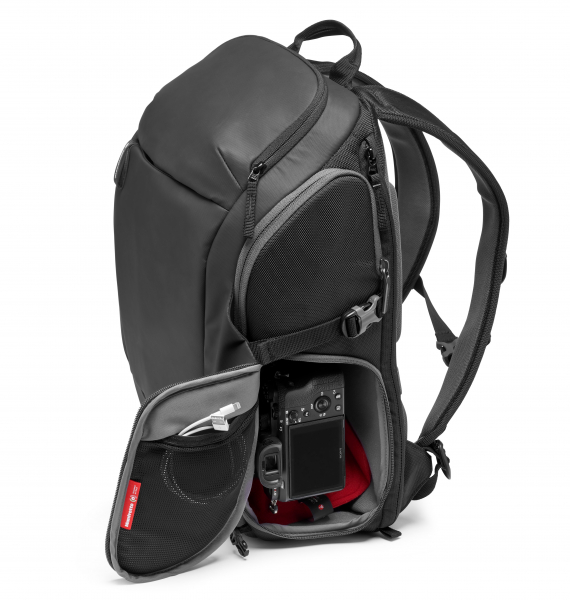 Manfrotto MB MA2-BP-T Advanced Travel Rucsac foto 4