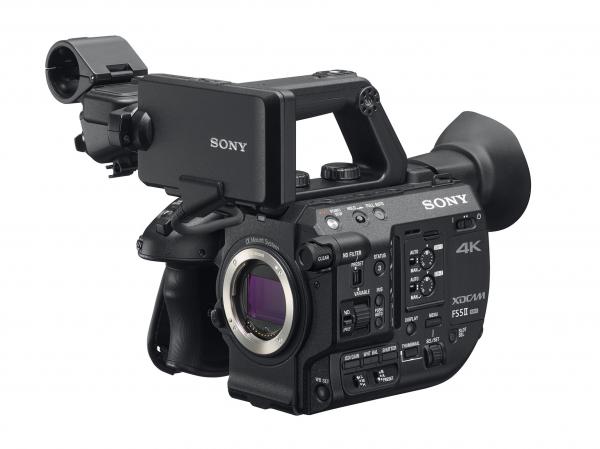 Sony PXW-FS5 II Camera Video Super 35mm [0]