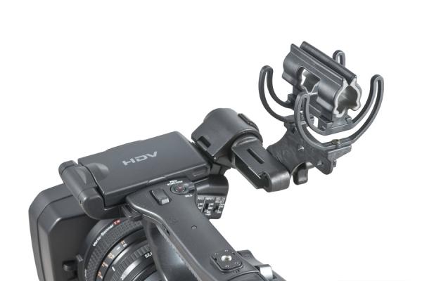 Rycote InVision Softie Lyre montura CCA microfon shotgun [1]
