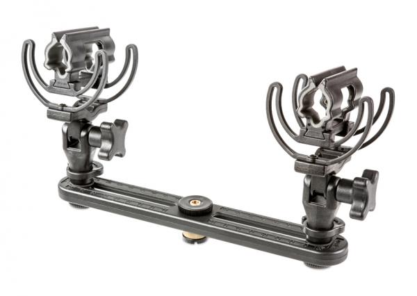 Rycote InVision Stereo kit suport suspensie anti soc pereche [0]