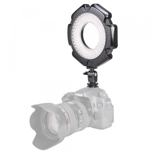 Tolifo Ring Light Led lampa circulara Macro 1
