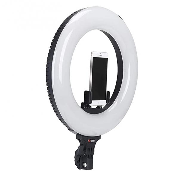 Tolifo Ring Light LED 192 lampa circulara Bicolora 25W 2