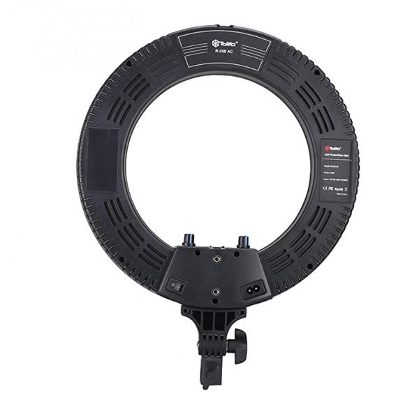 Tolifo Ring Light LED 192 lampa circulara Bicolora 25W 3