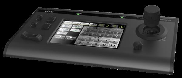 JVC RM-LP100 telecomanda PTZ control camera prin IP 4