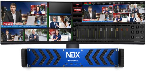 Streamstar NDX sistem live multicam 3