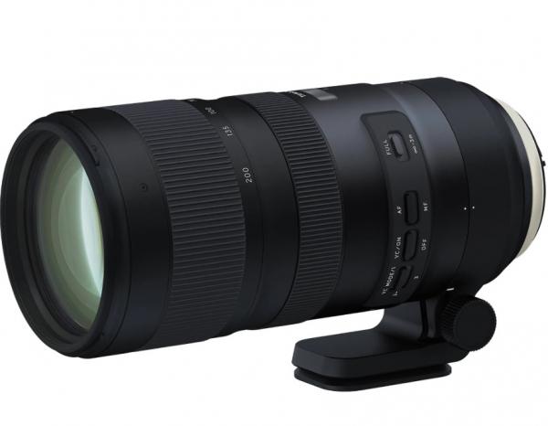 Tamron Obiectiv Foto DSLR 70-200mm F2.8 Di G2 Montura Nikon 0