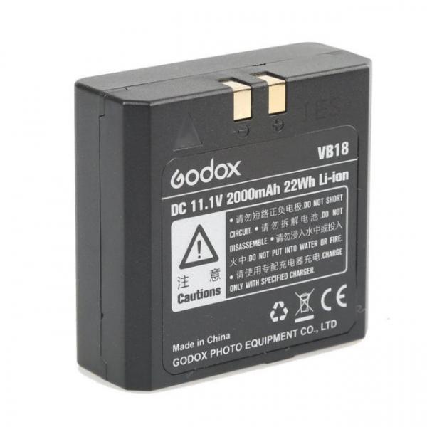 Godox Acumulator Li-Ion dedicat Godox V850 / V860C / V860N / V850II / V860II [0]