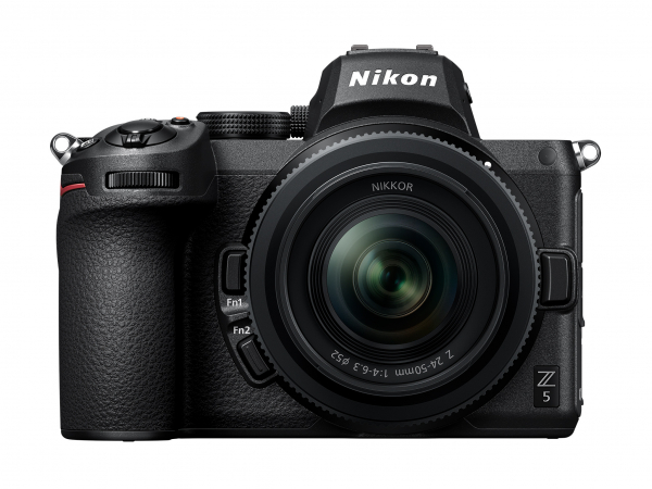 Nikon Aparat foto Mirrorless Kit Z5 cu obiectiv 24-50 si FTZ 3