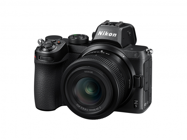 Nikon Aparat foto Mirrorless Kit Z5 cu obiectiv 24-50 si FTZ 4