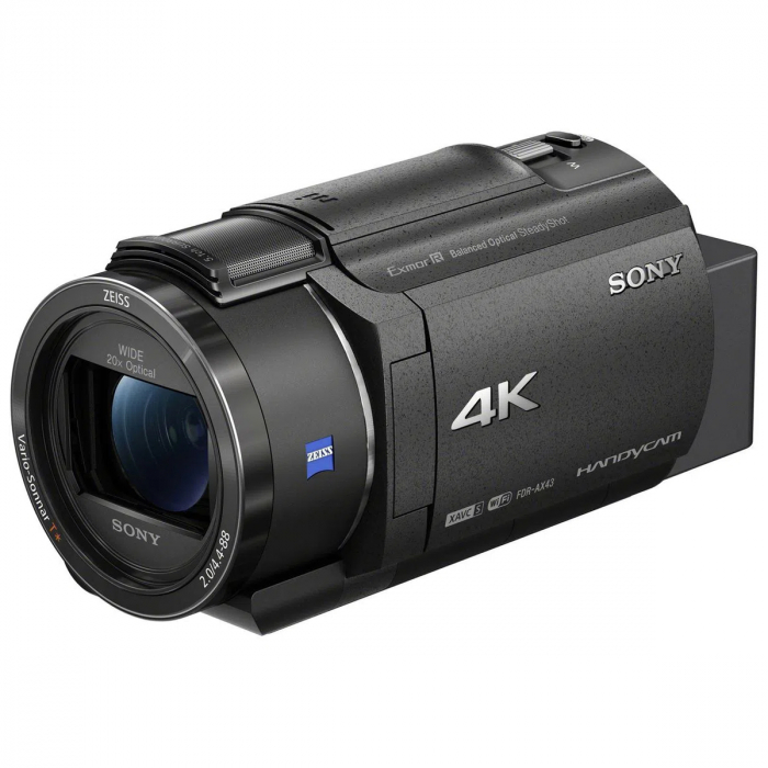 Sony FDR-AX43 Camera Video Compact 4K [0]