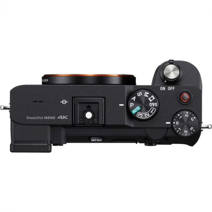 Sony Alpha A7C Aparat Foto Mirrorless Full Frame 4K 24.2MP [5]