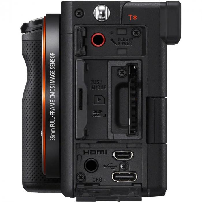 Sony Alpha A7C Aparat Foto Mirrorless Full Frame 4K 24.2MP [4]