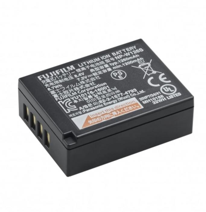 Fujifilm NP-W126S Acumulator Original pentru X-T2/X-T3/X-Pro2 [0]