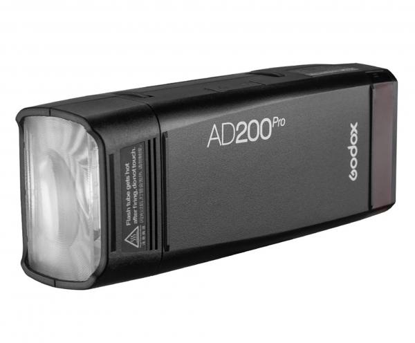 Godox AD200Pro TTL Pocket Flash Blit Portabil 200W 3