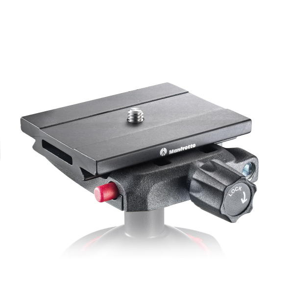 Manfrotto Q6 Top Lock quick release adaptor complet cu placuta [3]