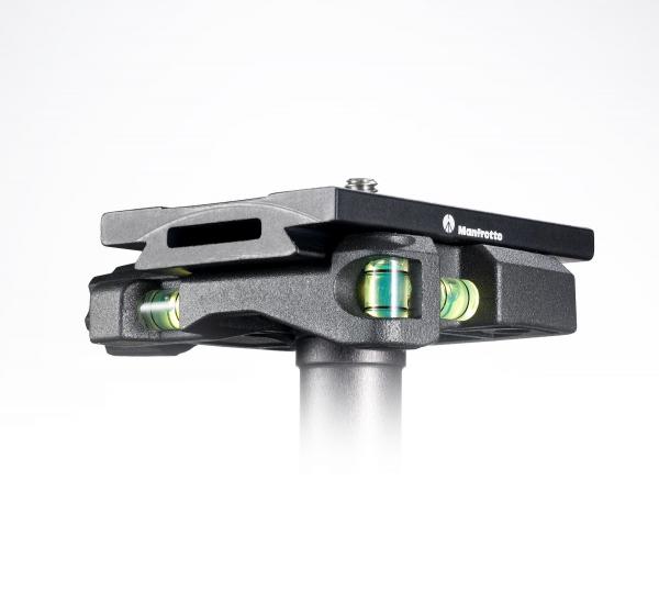 Manfrotto Q6 Top Lock quick release adaptor complet cu placuta [4]