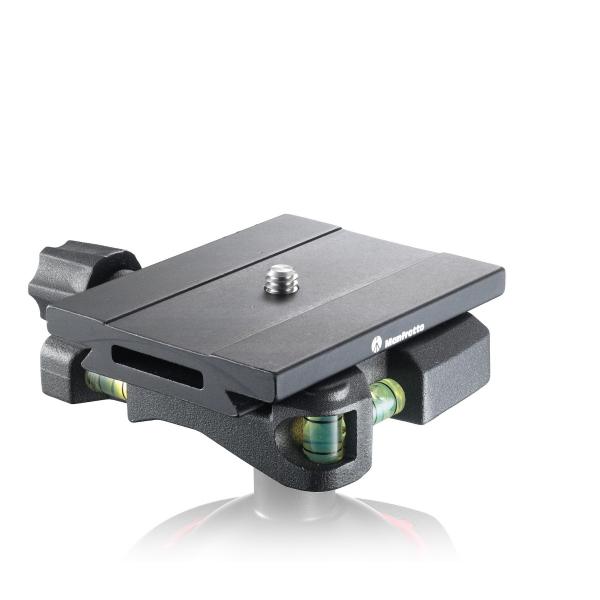 Manfrotto Q6 Top Lock quick release adaptor complet cu placuta [1]