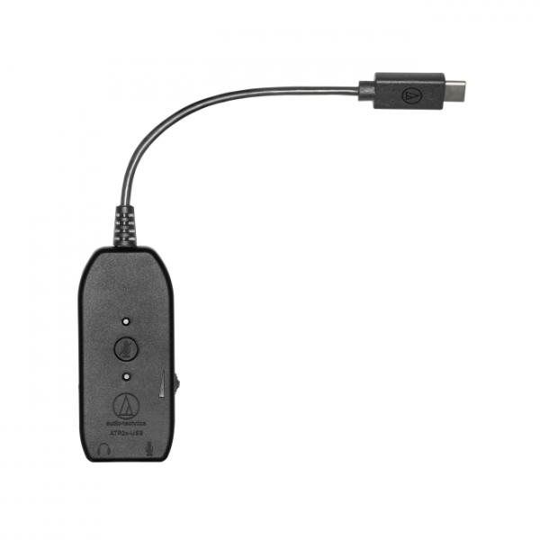 Audio-Technica adaptor audio digital 3,5mm-USB [0]
