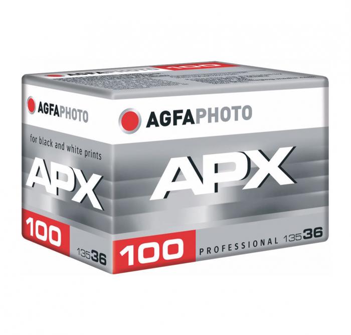 Agfa Film foto alb-negru APX 100 135-36 [0]