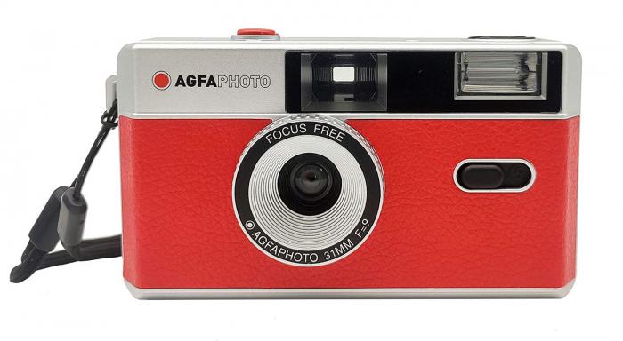 AgfaPhoto Aparat pe film 35mm reutilizabil [0]