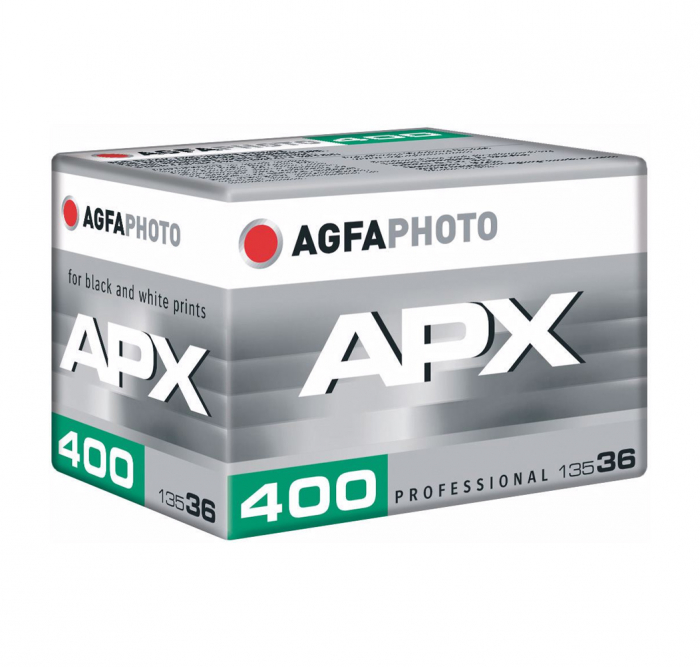 Agfa Film foto alb-negru APX 400 135-36 [0]