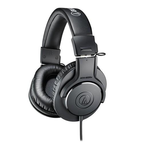 Audio-Technica ATH-M20X Casti profesionale monitorizare sunet 0