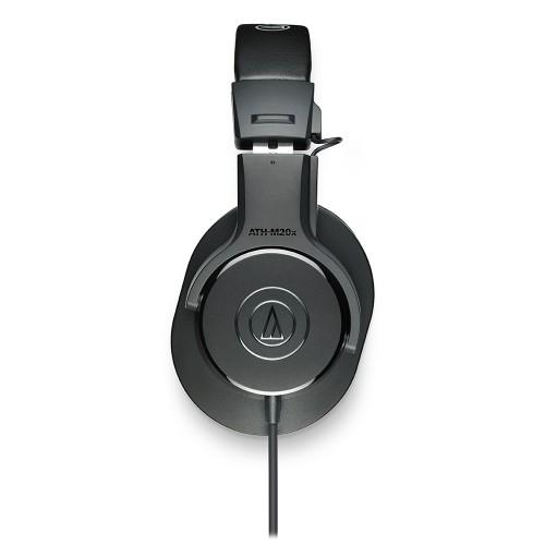 Audio-Technica ATH-M20X Casti profesionale monitorizare sunet 1