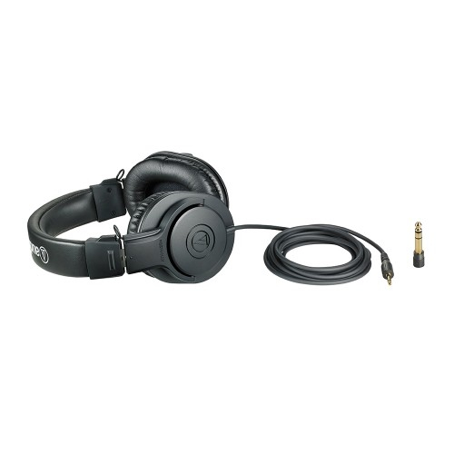 Audio-Technica ATH-M20X Casti profesionale monitorizare sunet 3