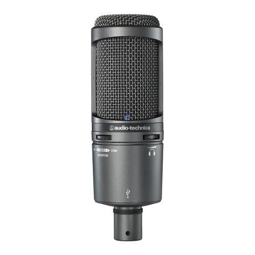 Audio-Technica AT2020USB+ Microfon USB de studio 1
