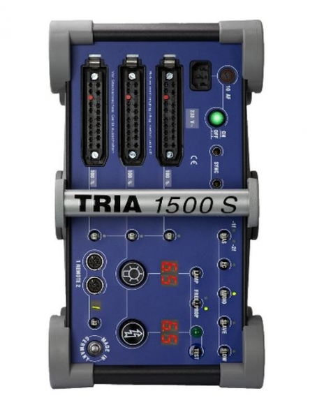 Hensel TRIA 1500 SPEED generator 1