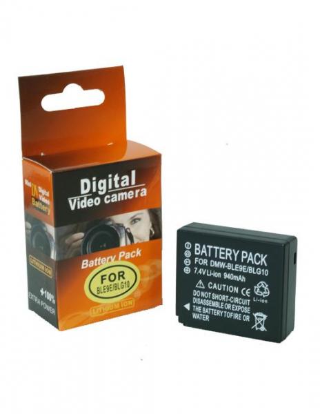 Digital Power BLE9E / BLG10 Acumulator compatibil camere Panasonic 0