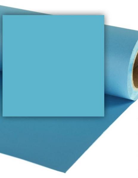 Colorama fundal foto albastru Aqua 2.72 x 11m 0
