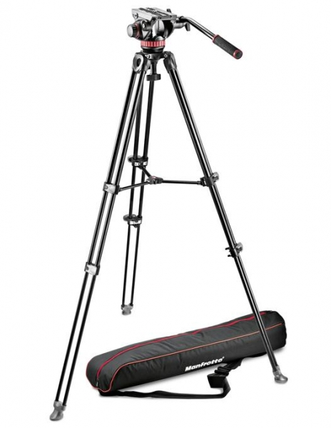 Manfrotto Kit trepied video MVK502AM 0