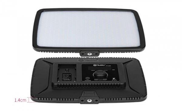 Tolifo PT F36B LED Bicolor 3200-5600K Ultra-Thin 2
