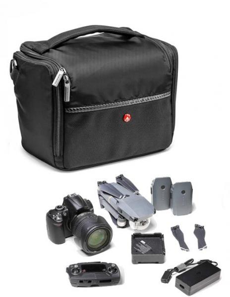 Manfrotto A7 geanta pentru foto sau drona DJI Mavic Pro 1