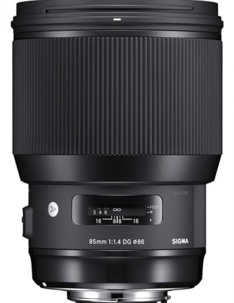 Sigma 85mm F1.4 DG HSM Art Canon 1